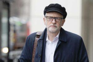 Jeremy Corbyns Zeit an der Spitze der Labour-Partei war geprägt von Antisemitismusskandalen. (© imago images/ZUMA Press)