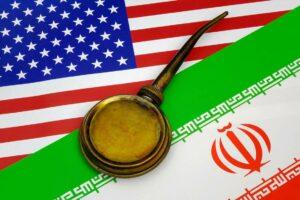 Sanktionen gegen den Ölsektor gehören zu den schärfsten Druckmitteln der USA gegen den Iran. (© imago images/Steinach)
