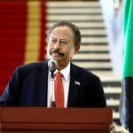 An der Aushandlung des historischen Abkommens beteiligt: Sudans Premier Abdalla Hamdok. (© imago images/Xinhua)