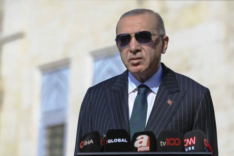 Unter Erdogan provoziert die Türkei eine Krise nach der anderen. (© imago images/Xinhua)