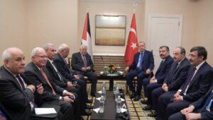 Arabische Staaten sind verärgert über Abbas' Annäherung an Erdogan und Katar