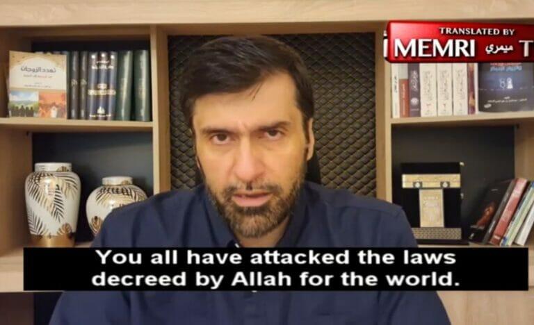 Der katarische Soziologe al-Ansari wittert in Kinderrechten eine jüdische Verschwörung