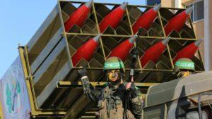 Militärparade der Hamas