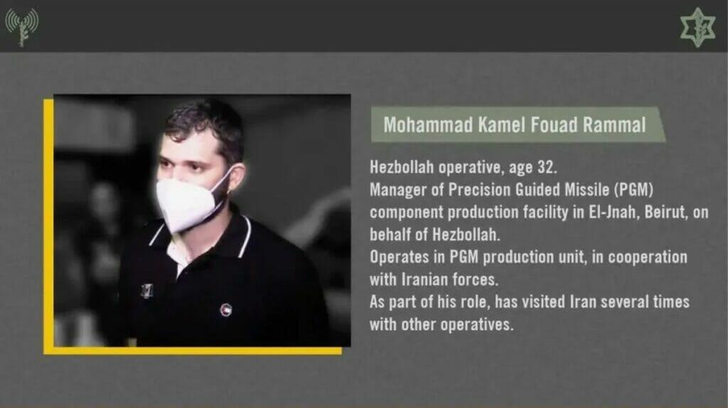Raketenfabrik: Hisbollah schießt sich selbst ins Knie