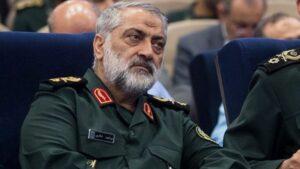 Iranischer Armeesprecher Brigadegeneral Abolfazi Schekarchi
