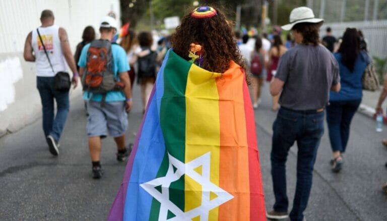 Die Gay Pride in Jerusalem