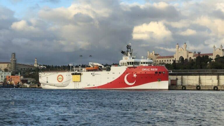 Die Türkei sendet ihr Gaserkundungsschiff erneut ins östliche Mittelmeer