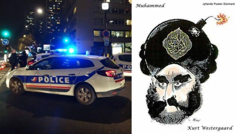 Enthaupteter Leher hatte mit Schülern zuvor über Mohammed-Karikaturen diskutiert