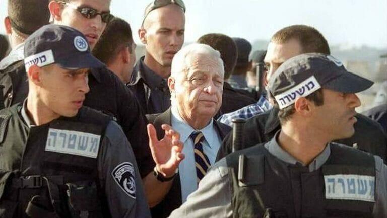 Nicht Ariel Sharon hat die zweite Intifada ausgelöst