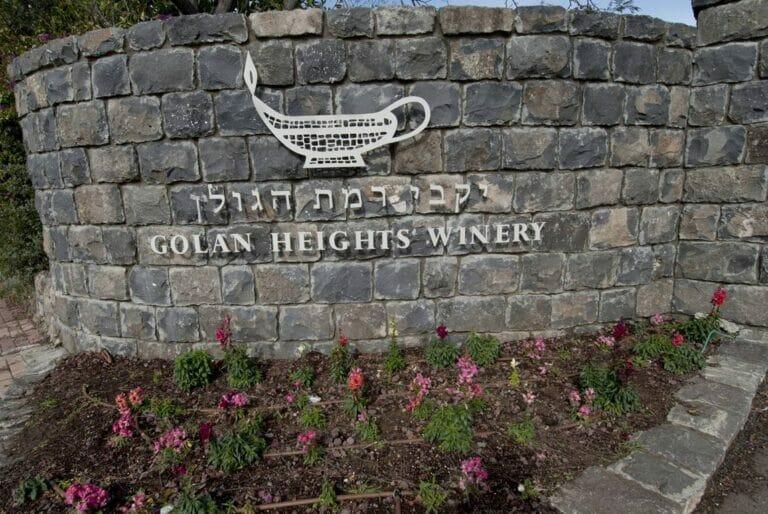 Israelischer Wein von den Golanhöhen wird neuerdings nach Dubai exportiert. (© imago images/Danita Delimont)