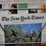 Der New York Times ist palästinensischer Terror nicht einmal eine Erwähnung wert. (© imago images/Dean Pictures)
