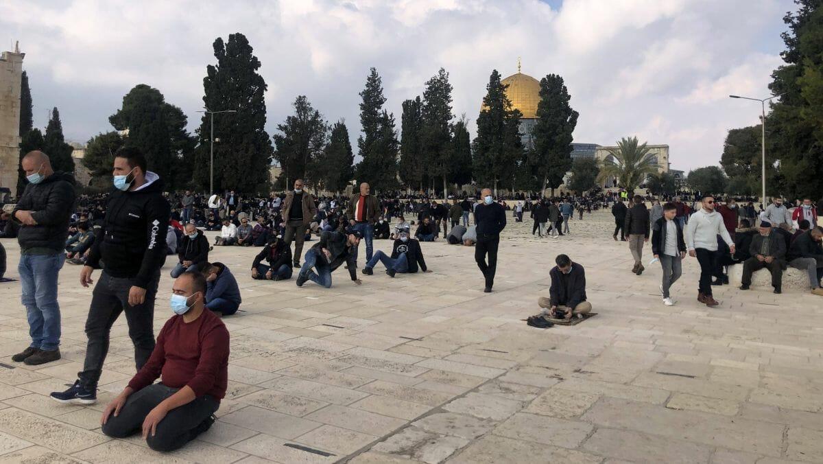 """Gebetsverbot für Bürger der Emirate in der Al-Aqsa-Moschee ist """"neue Form des Terrors"""""""