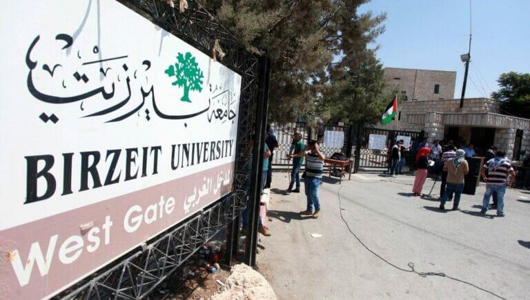 Birzeit-Universität bei Ramllah