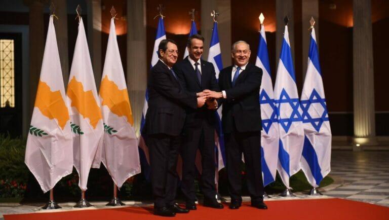 Anfang des Jahres unterzeichneten Zypern, Griechenland und Israel das East-Med-Pipeline-Abkommen