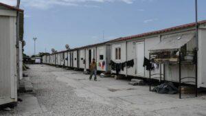 Flüchtlingslager Elonas, in dem der IS-Kämpfer verhaftet wurde