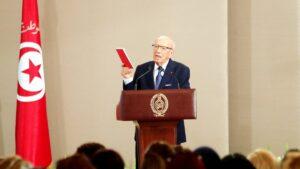 Tunesiens Ex-Präsident Essebsi betonte die Notwendigkeit dieser Trennung zwischen Zivilrecht und Religion