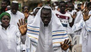In Biafra/Nigeria wurden sechs Synagogen der dortigen jüdischen Gemeinde zerstört