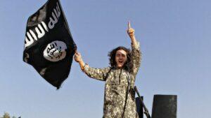 Kämpfer des Islamischen Staates in Syrien