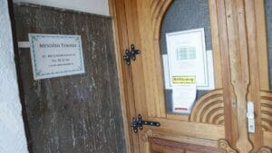 Eine der beiden geschlossenen Einrichtungen: Die Tewhid-Moschee in Wien-Meidling
