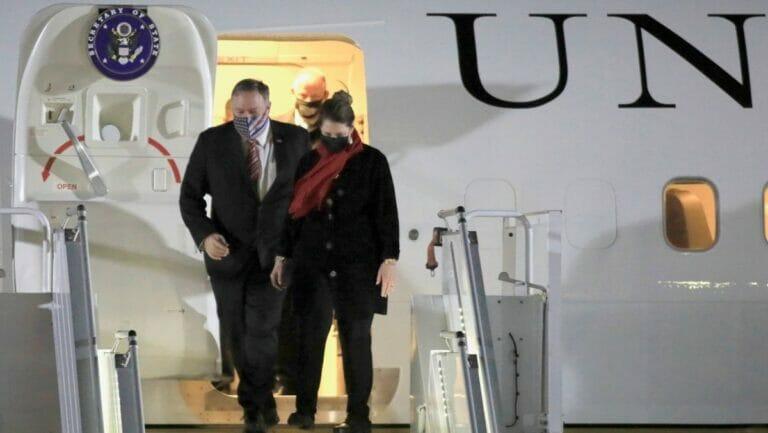 US-Außenminister Pompeo kündigte Vorgehen gegen antisemitische BDS-Bewegung an