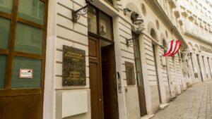 Synagoge in der Wiener Seitenstettengasse
