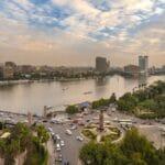 Der Tahrir-Platz in Ägyptens Hauptstadt Kairo