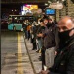 Am Wochenende traten in der Türkei partielle Corona-Ausgangssperren in Kraft