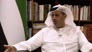 Das Mitglied des Bundesrates der Vereinigten Arabischen Emirate Dehrar Belhoul Al Falasi im Interview mit i24News