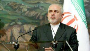 Der iranische Außenminister Javad Zarif
