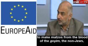"Regelmäßiger Autor bei den EU-geförderten ""Ma'an News"": ehemaliger Hamas-Sprecher Mustafa Al-Lidawi"