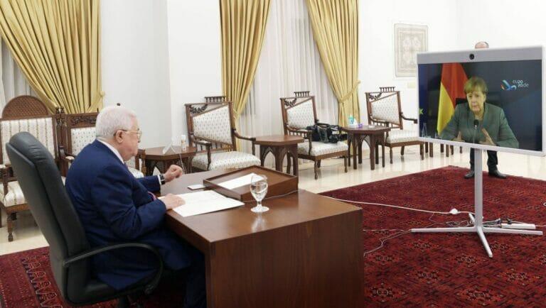 Geht bals ins 15. Jahr seiner vierjährigen Amtszeit: PA-Präsident Mahmud Abbas