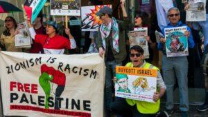 BDS-Demonstration: Ist es Einschränkung der Meinungsfreiheit Boykotteure zu boykottieren?