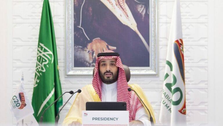 Der saudische Kronprinz Mohammed bin Salman soll an Normalisierungsabkommen beteiligt gewesen sein
