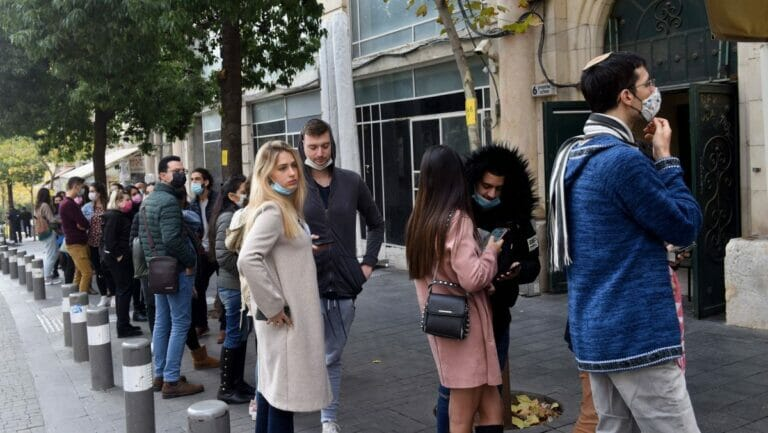 Anlässlich des Black Friday öffneten in Israel wieder 15 Einkaufszentren