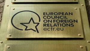Prahlt mit angbelicher europäischer Verhinderung des Trump-Friedensplans: das European Council on Foreign Relations
