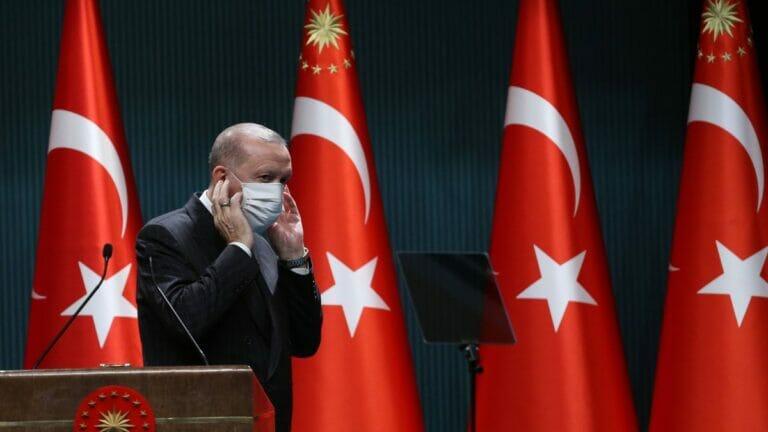 Erdogans Zinspolitik könnte die coronabedingte Krise noch verschlimmern
