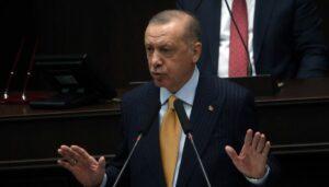 Scheint den Bogen überspannt zu haben: Türkeis Präsident Erdogan