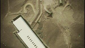 Die iranische Nuklearanlage in Fordo