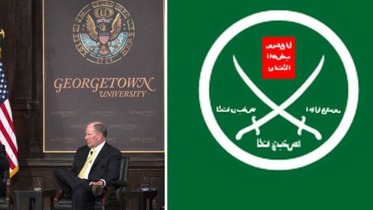 Auch die Georgetown-University, an der Farid Hafez beschäftigt ist, erhält Gelder der Qatar Foundation