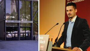 Farid Hafez ist Angestellter der Universität Salzburg