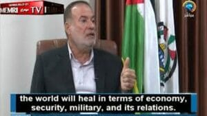 Erlösungsantisemitismus der Hamas