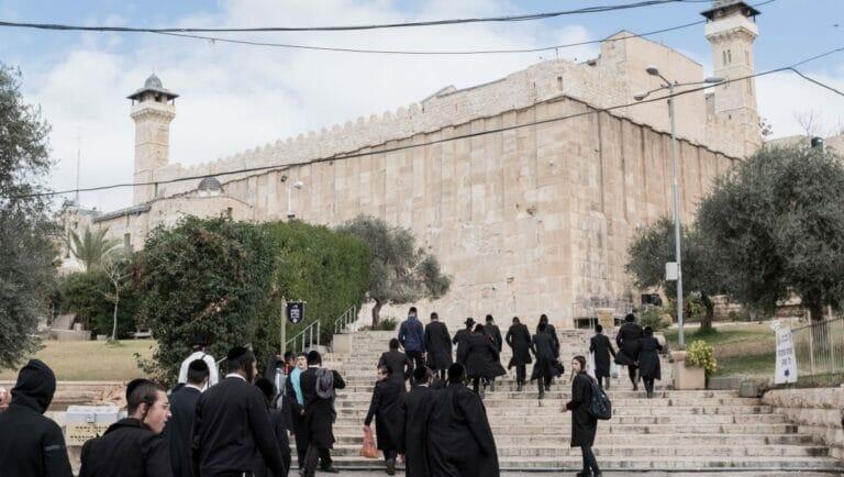 Die palästinensische Autonomiebehörde bestreitet jüdischen Bezug zur Höhle der Patriarchen