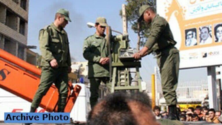 Mit diesen Maschinen werden Dieben im Iran die Finger amputiert