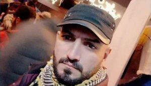 Irakischer Aktivist Salih al-Iraqi wurde Mittwoch in Bagdad erschossen