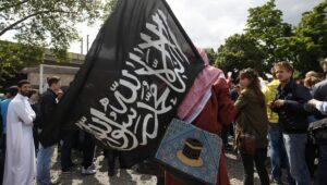Bloß eine Spielart des Rechtsextremismus: Kundgebung von Islamisten in Deutschland
