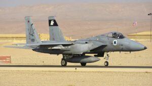 Israelische Kampfflugzuege sollen Waffenfabriken in Syrien zerstört haben