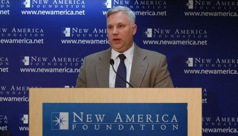 Der US-Sondergesandte für Syrien Joel Rayburn