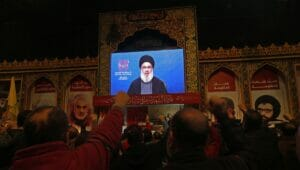 Aus Angst vor einem israelischen Anschlag tritt Hisbollah-Chef Nasrallah nicht mehr öffentlich auf