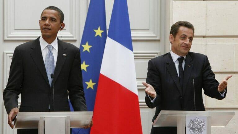 Reproduziert Obama bei seiner Schilderung Sarkozys antisemitische Stereotype?