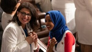 Die demokratischen US-Abgeordneten Rashida Tlaib und Ilhan Omar treten mehrmals bei hamas-nahen Organisationen auf